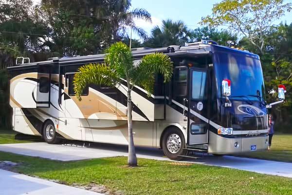Port St Lucie RV Park Resort Camping
